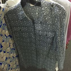 Brigitte blouse, $85 (was $195)
