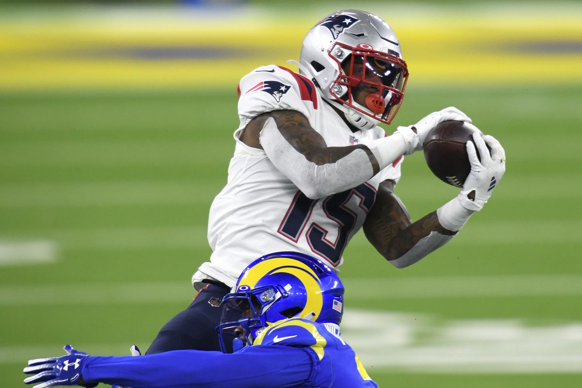 New England Patriots v Los Angeles Rams