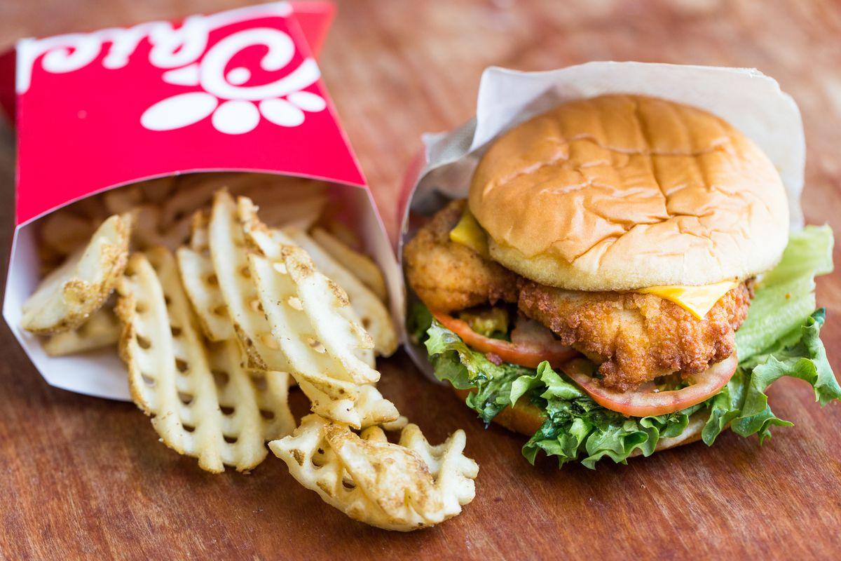 Chick-fil-A's sandwich