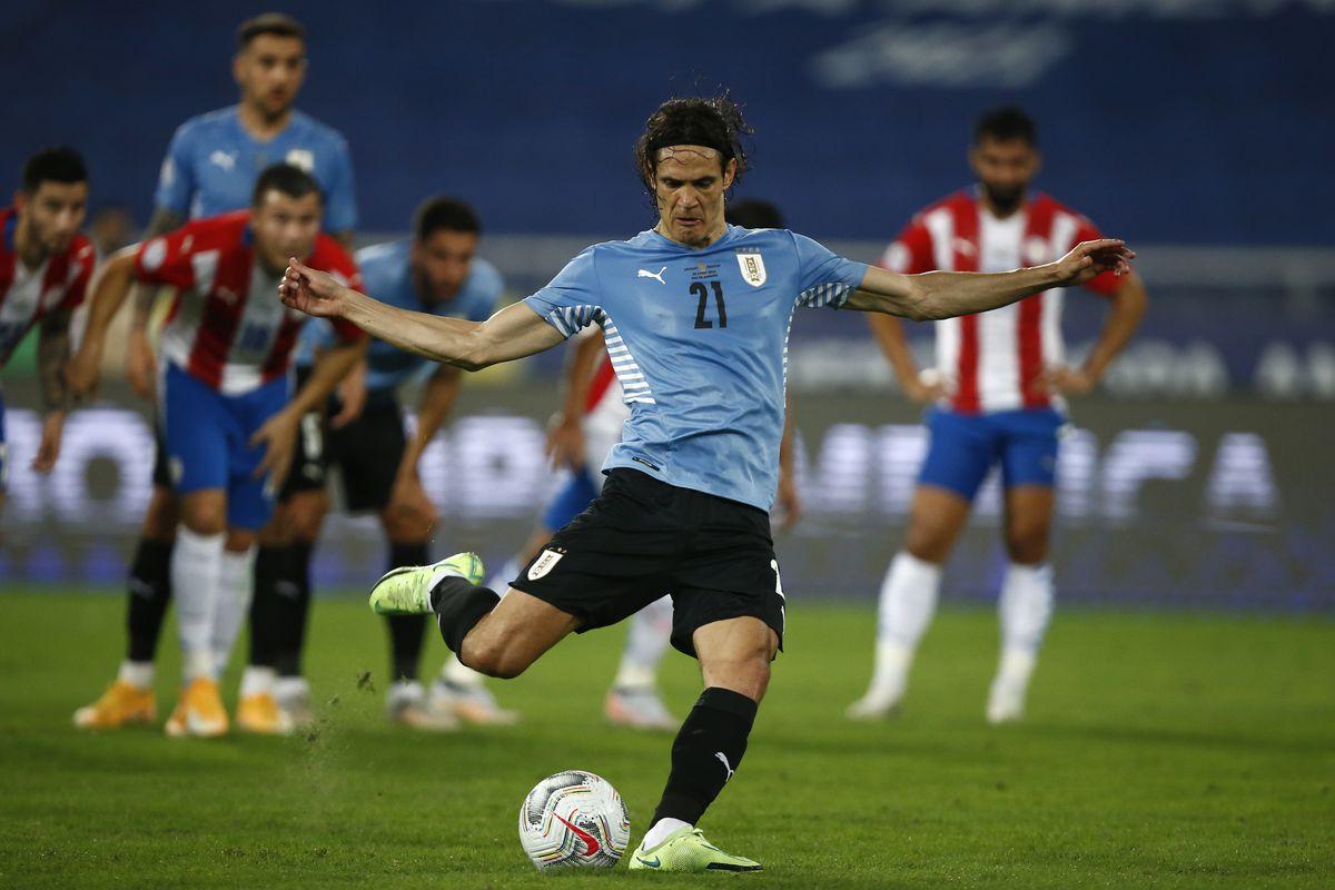 Uruguay v Paraguay: Group A - Copa America Brazil 2021