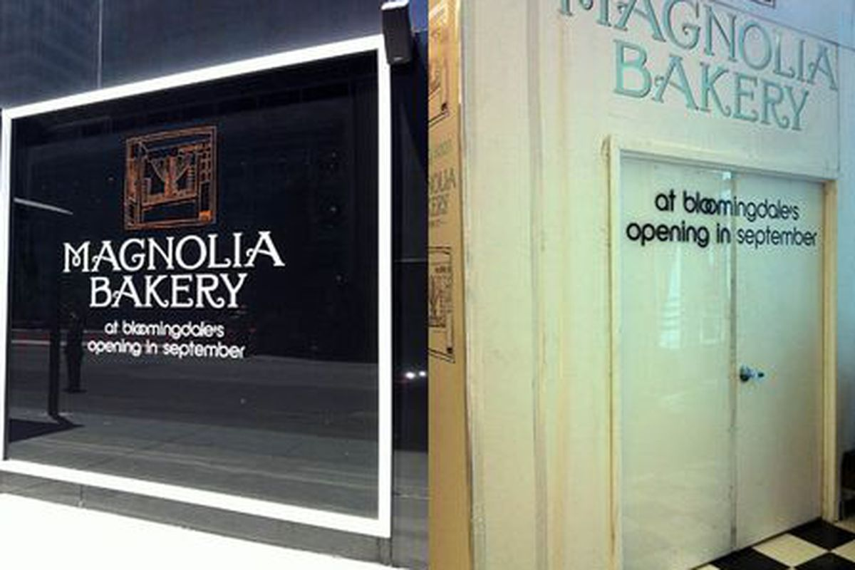 """The future Magnolia Bakery in Bloomies via <a href=""""http://theshophound.typepad.com/the_shophound/2011/07/cupcakes-carry-on-magnolia-bakery-takes-root-in-bloomingdales-.html?utm_source=feedburner&amp;utm_medium=feed&amp;utm_campaign=Feed%3A+TheShoph"""