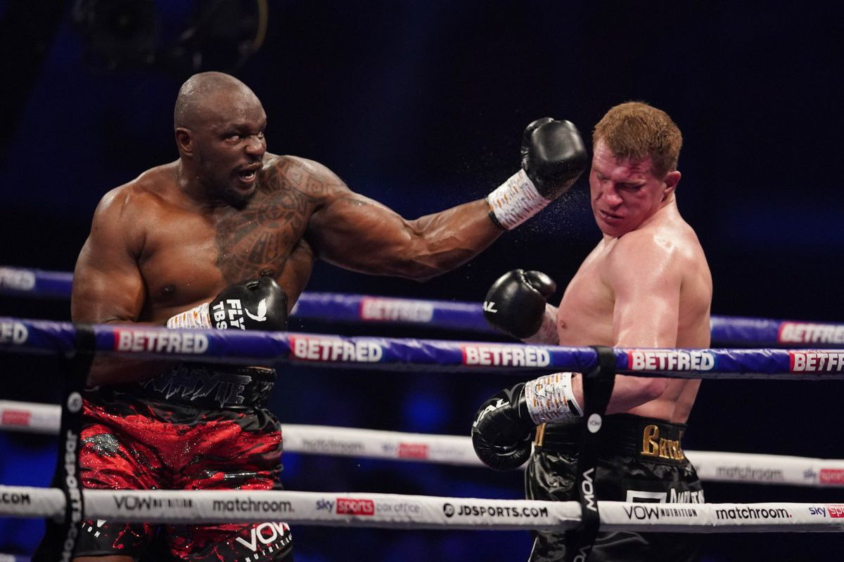 Results and highlights: Whyte dominates, stops Povetkin in rematch - Bad  Left Hook