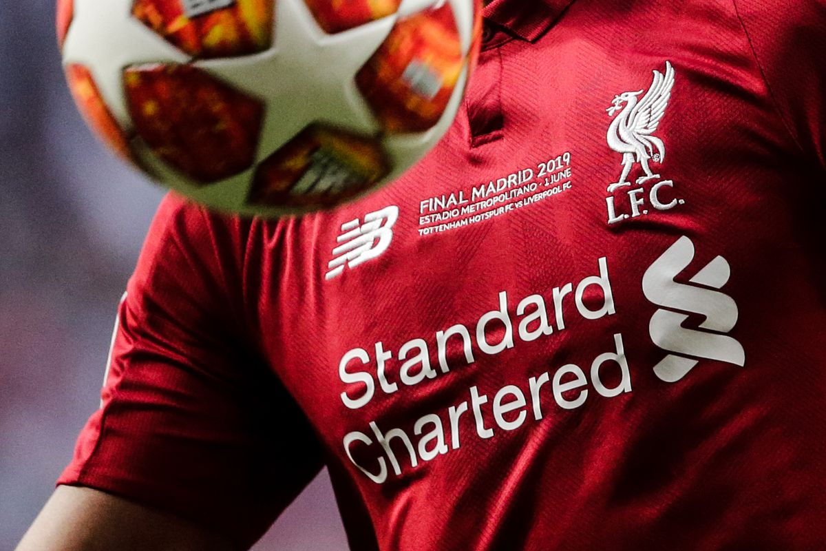 sports shoes 92e33 3246e New Balance Could Match Nike's Record-Breaking Liverpool Kit ...