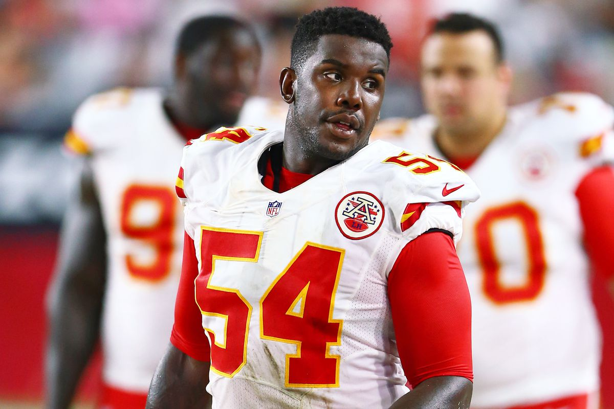 Chiefs Roster Cuts Dezman Moses Released To Make Room For