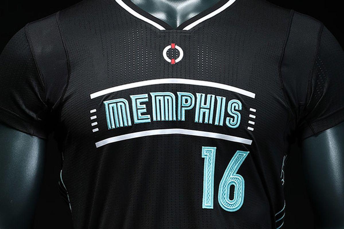 ad4c82865 Memphis Grizzlies Debut Alternate Uniform for MLK Celebration ...