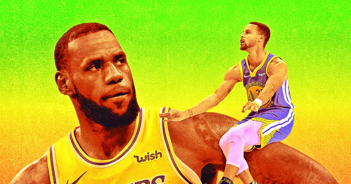 We Are Witnessing the Future of LeBron James