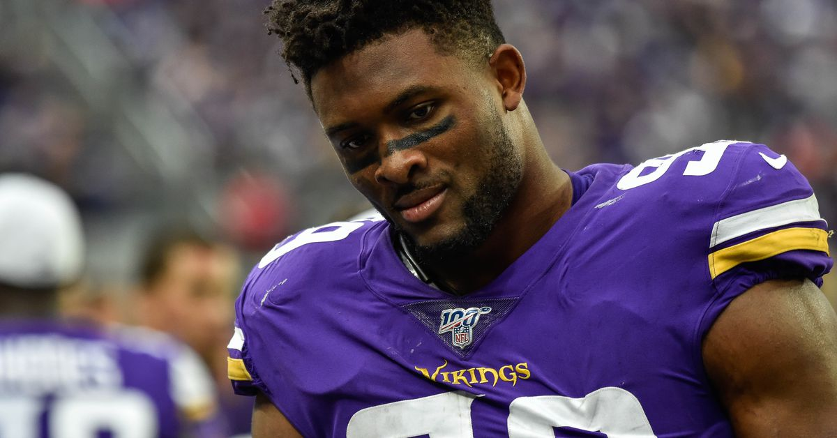 Las Vegas Raiders being linked to Vikings' pass-rusher Danielle Hunter - Silver And Black Pride