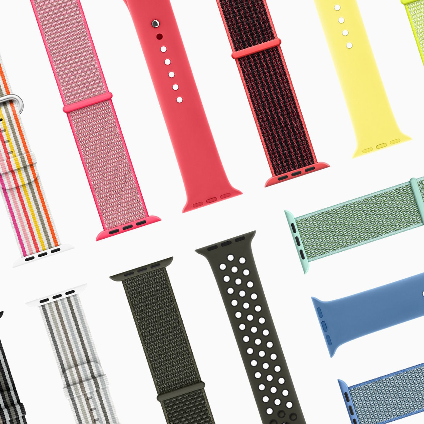 Apple will sell its Nike Sport Loop Apple Watch band