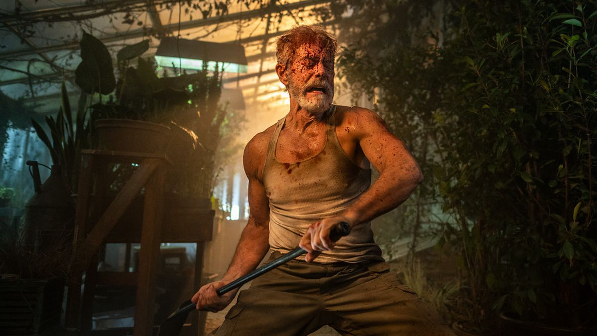 Stephan Lang's Norman Nordstrom in Don't Breathe 2