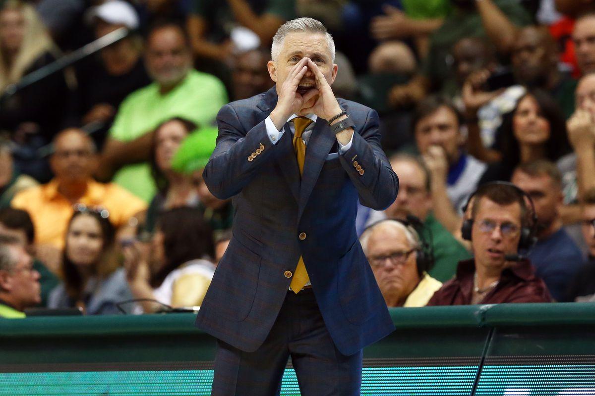 I'm all-in on this guy too: he's the one that can fix USF basketball.