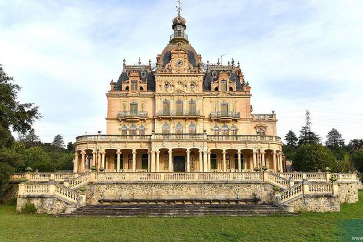 This $14M French chateau is the ultimate fixer-upper - Curbed