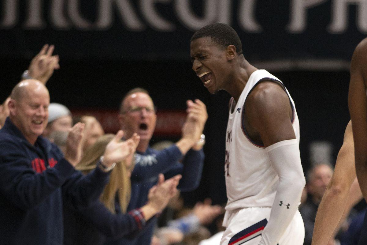 NCAA Basketball: Utah State at St. Mary's