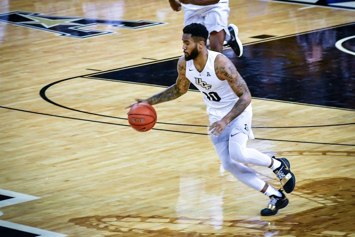 Dayon Griffin UCF Basketball