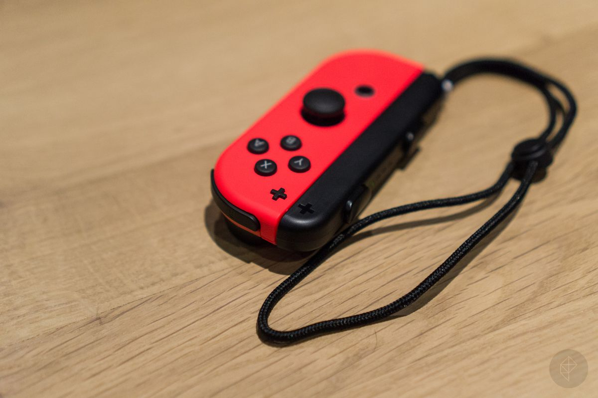 3 Way Switch Upside Down Nintendo Switchs Joy Con Wrist Straps Have An Annoying Issue But Red Right With Strap