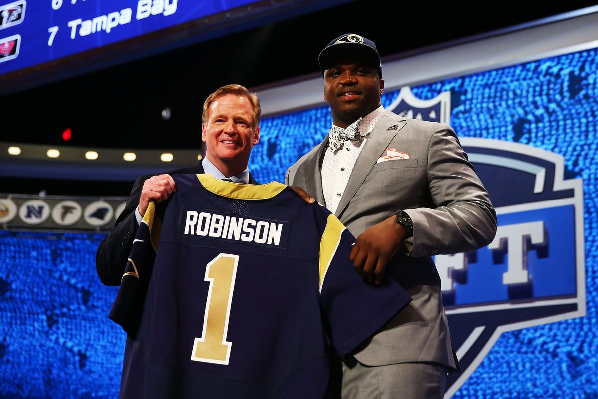 """detailed look da196 d0264 The """"Coin Toss Curse"""" Is Real! Greg Robinson Is Latest ..."""