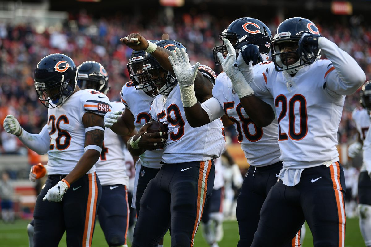 2e4d0d29 Dominant defense a comfort for Bears, source of stress for opponents ...