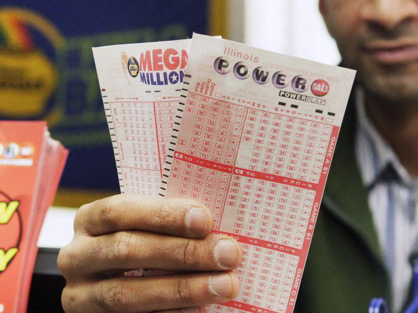 Powerball 550m Jackpot What To Know Chicago Sun Times