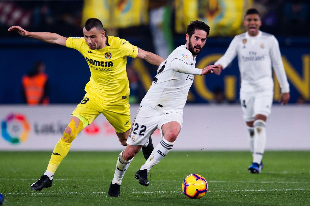 Tactical Review Villarreal Real Madrid LaLiga Managing Madrid