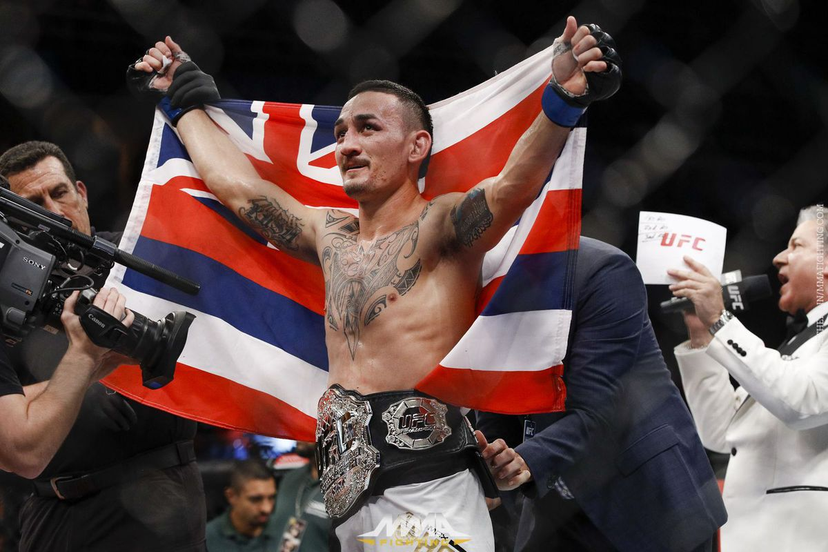 Max Holloway vs  Frankie Edgar set to headline UFC 218 in