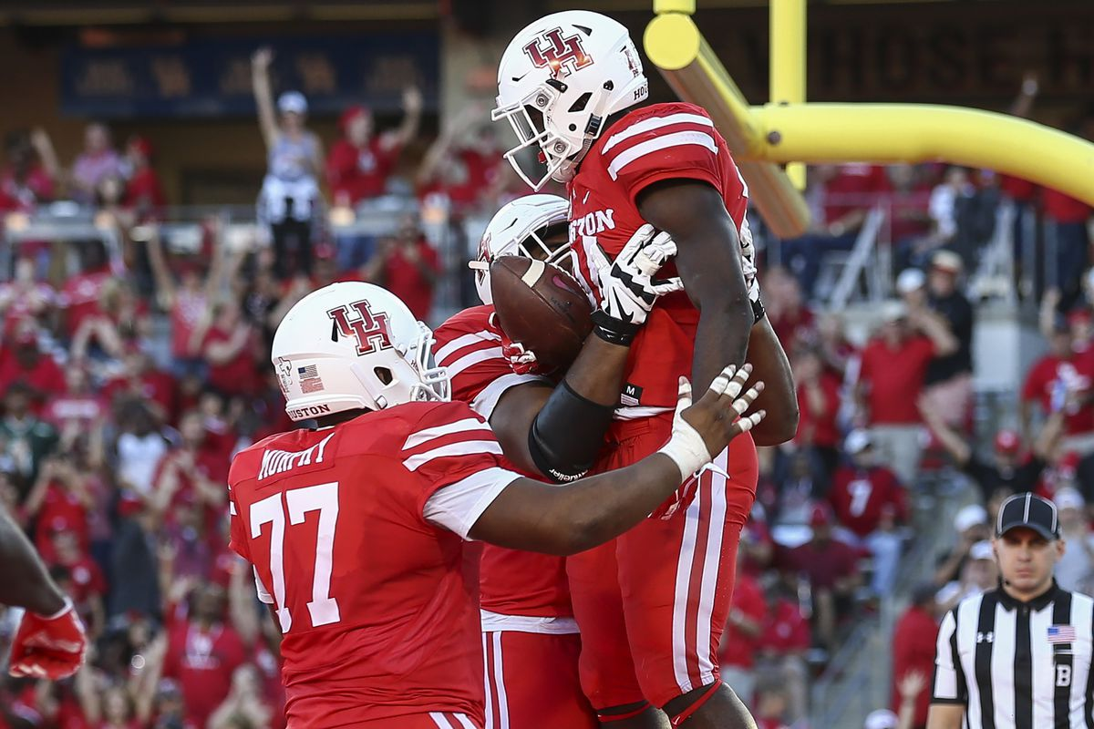 best cheap 830e7 95c93 Houston Cougars Spring Position Previews: Offensive Line ...