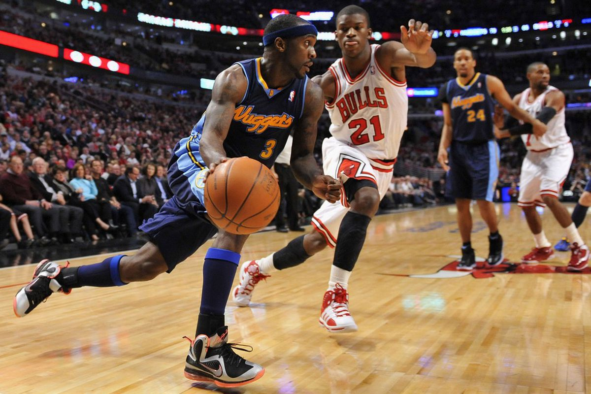The Nuggets will go as far as Ty Lawson can take them.