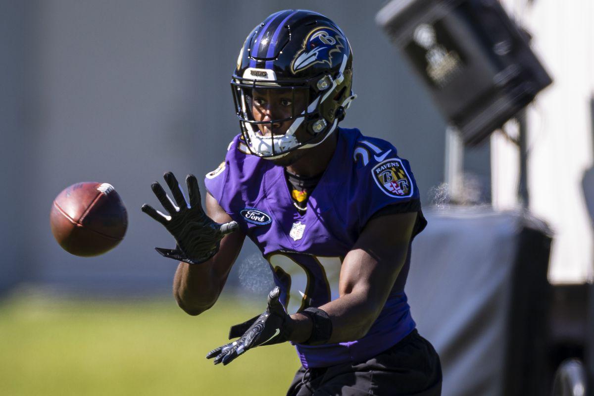 Baltimore Ravens Mandatory Minicamp
