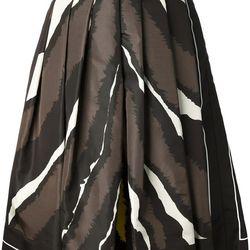"Animal print pleated skirt, <a href=""http://www.farfetch.com/shopping/women/fendi-animal-print-pleated-skirt-item-10575910.aspx?storeid=9530"">Fendi</a>, $1,518"