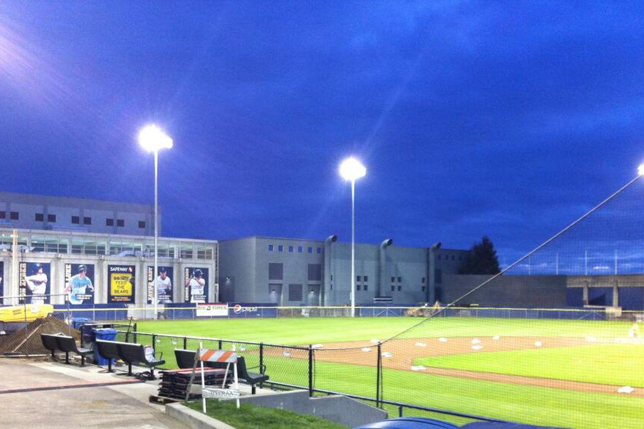 Golden Nuggets: Baseball and Softball Begin Camp