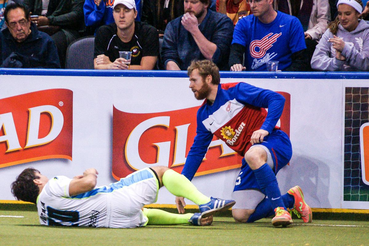Comets defender Brian Harris joined us on the podcast