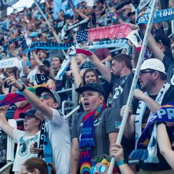 Minnesota United vs Portland Timbers in the US Open Cup Semifinal