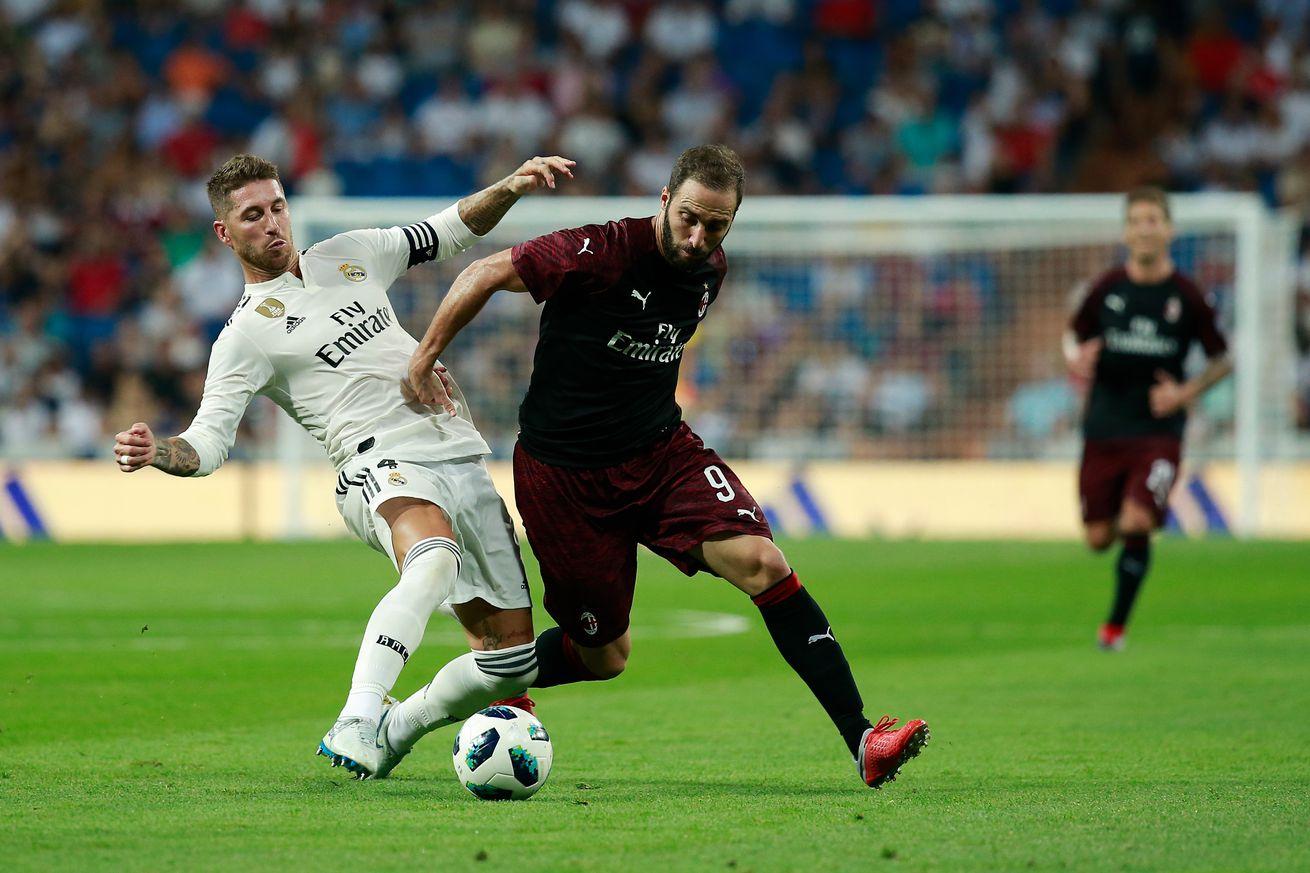 Immediate Reaction: Real Madrid 3 - 1 AC Milan