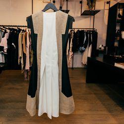 "Jean-Charles Castelbajac Panel Dress, <a href=""http://odd-style.com/womens/dresses/panel-dress"">$1085</a>"