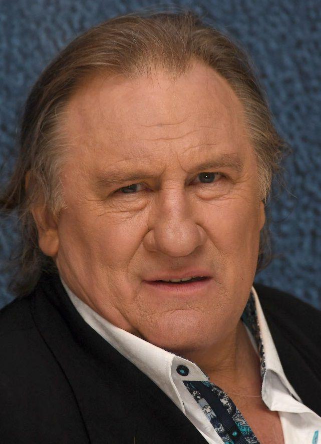 Gerard Depardieu  Getty Images