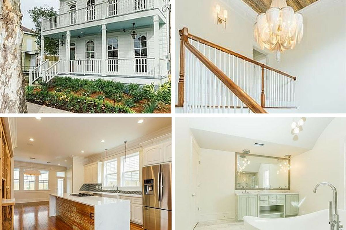 """Photos via <a href=""""http://nola.curbed.com/archives/2015/10/28/renovated-uptown-milan-home.php"""">Realtor</a>"""