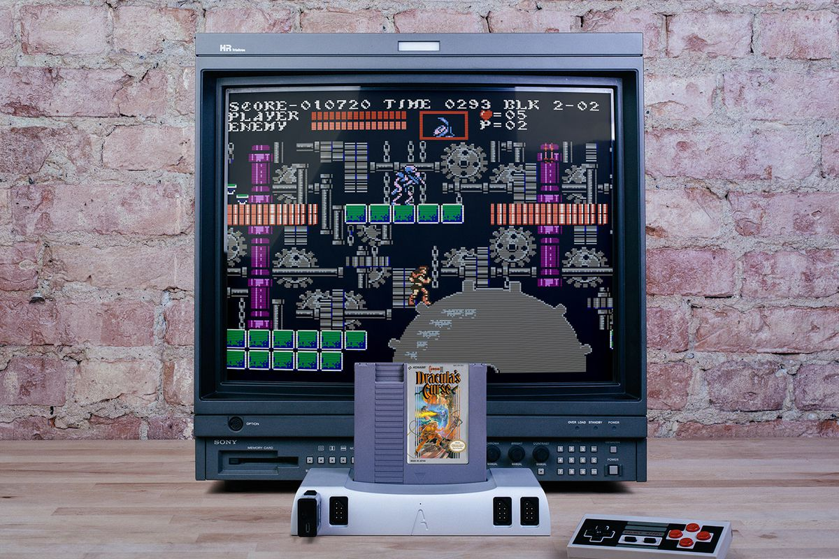 The Analogue Nt mini NES supports <b>Game Genie cheat codes</b> ...