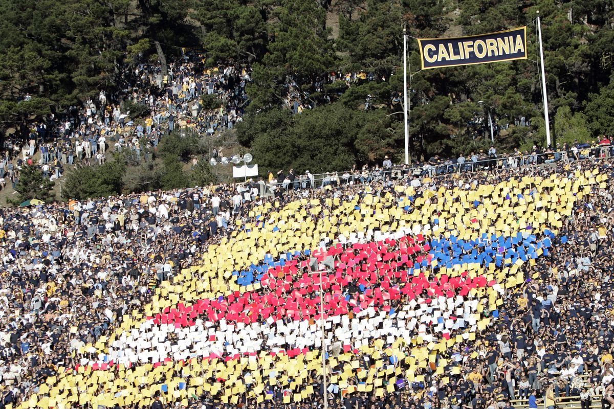 NCAA Football - Stanford Cardinal v California Golden Bears