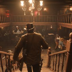 Red Dead Redemption 2 gameplay hands-on: Exploring a