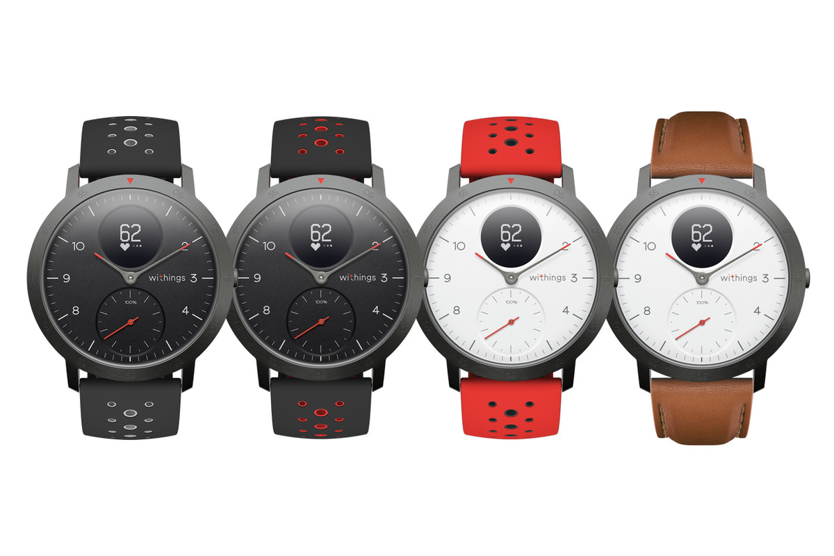 Withings Releases First Smartwatch After Buying Itself Back From