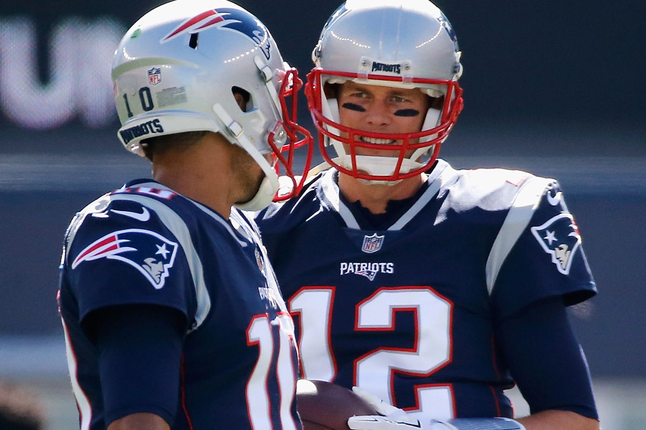 Tom Brady reacts to the Patriots trading Jimmy Garoppolo to the 49ers