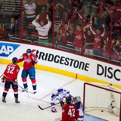 Chimera and Kuznetsov Celebrate Chimera Goal