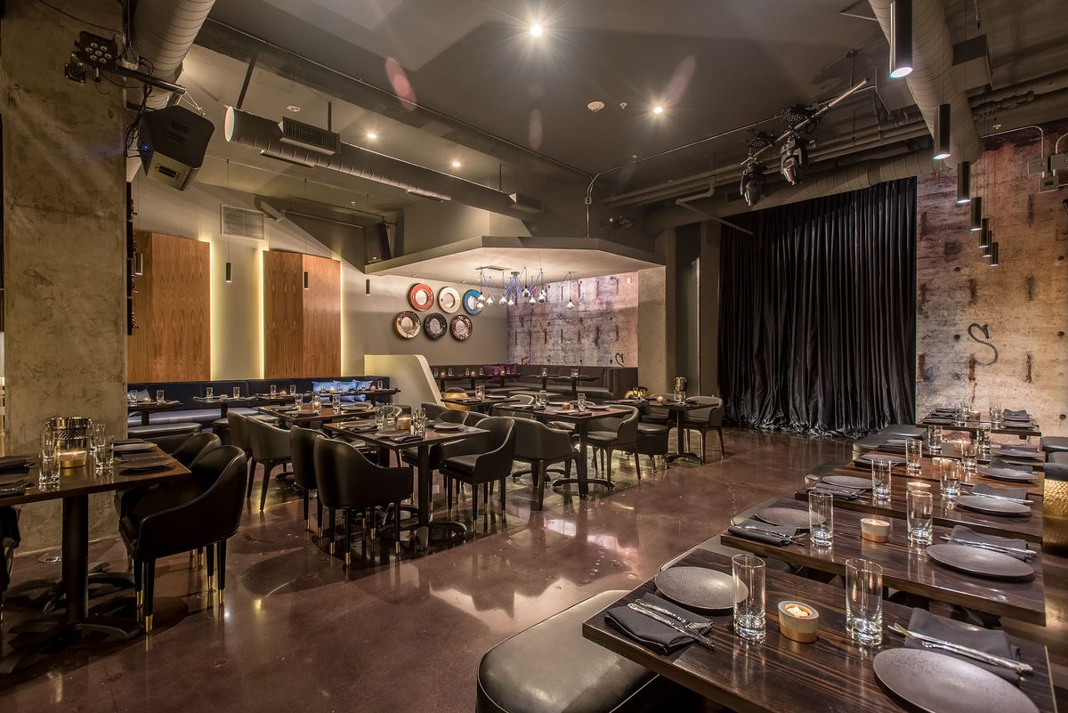 Revel in The Venue, Koreatown's Hippest Hidden Party Palace - Eater LA