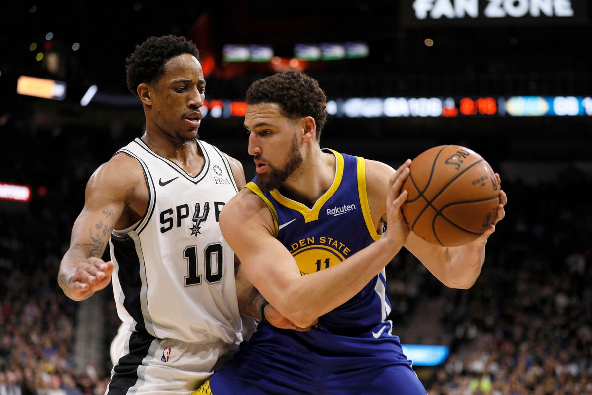 What one defensive possession reveals about the Spurs