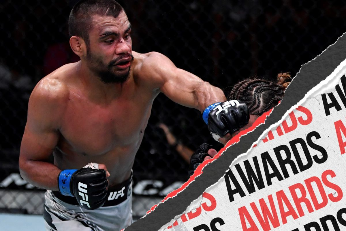 Raulian Paiva fighting Kyler Phillips at UFC Vegas 32