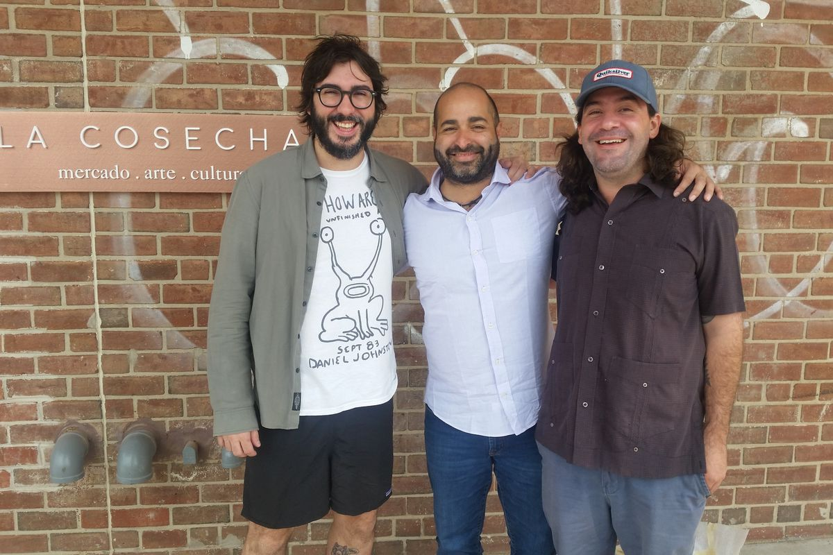 Cafe Unido's owners will plant their first U.S. location inside the La Cosecha market in the Union Market district.