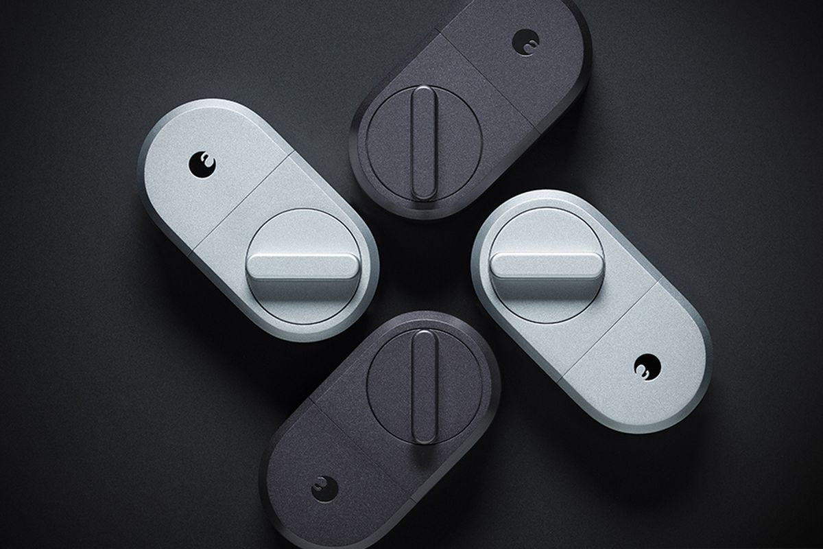 August's third-generation smart lock is uncomplicated and