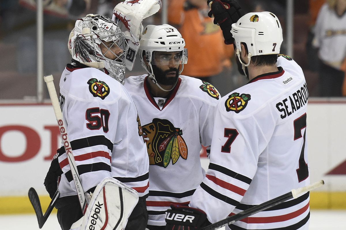 Whither Brent Seabrook? Just one of the questions in Chicago's future.