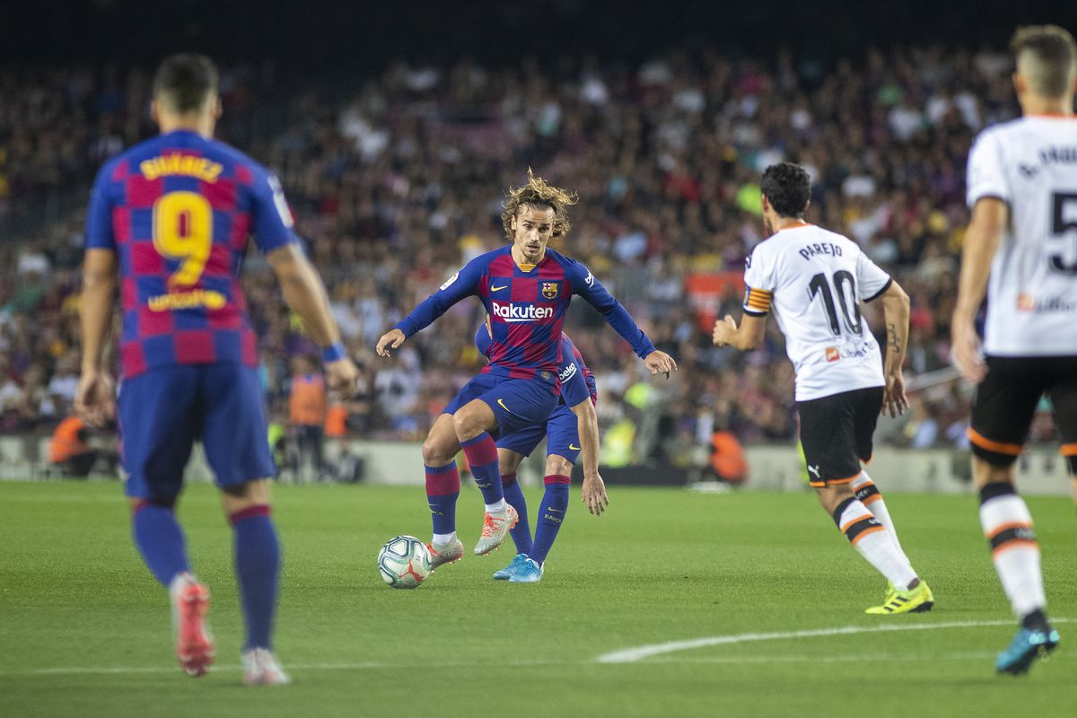 Barcelona thrill in attack even without Messi, but the defense is very weak