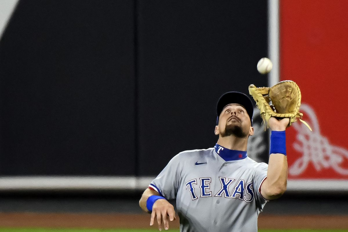 MLB: SEP 24 Rangers at Orioles