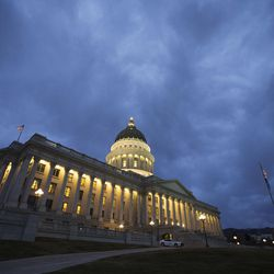 The Utah House of Representatives votes on and passes SB296, an anti-discrimination bill, Wednesday, March 11, 2015.