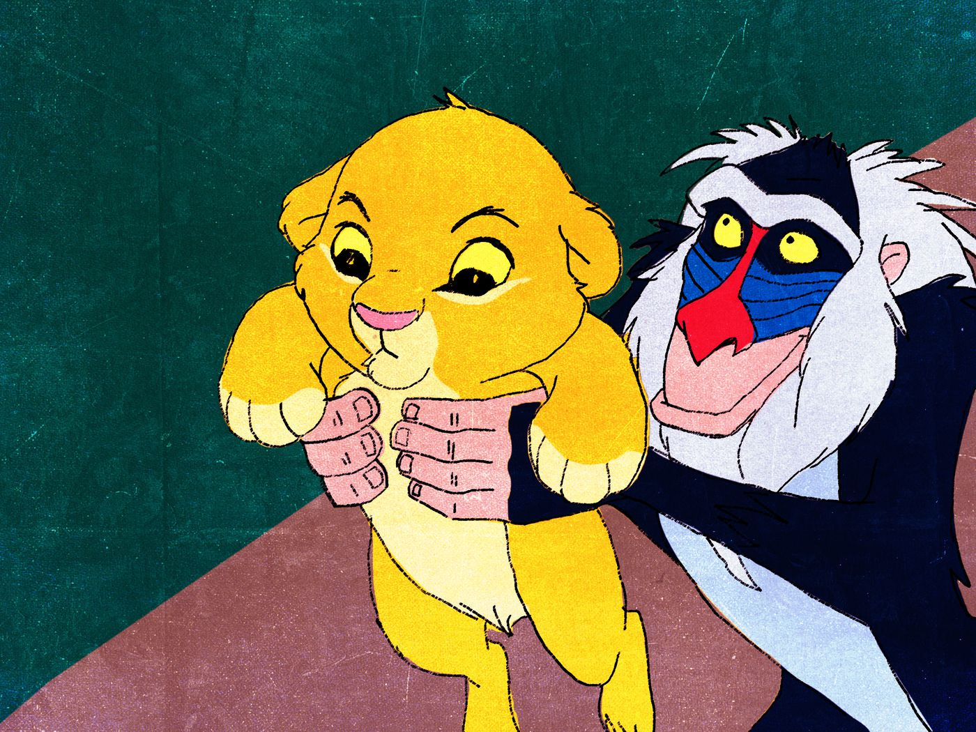 All Of The Little Things That Made The Original The Lion King So Great The Ringer